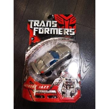 Transformers Autobot Jazz Nowy