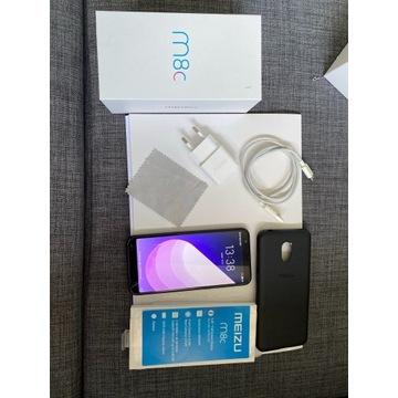 Smartfon Meizu m8c 16gb + etui