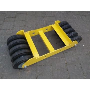 Rolka Wózek do lawety transport 2500 kg