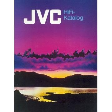 Katalog JVC z 1977