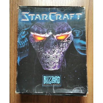 StarCraft 1994 Boks PC Klasyk Wydanie UK