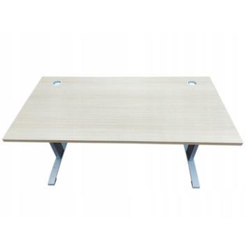 Eleganckie, wygodne biurko 160cm x 80cm