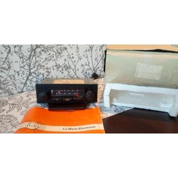 Nowe zabytkowe radio opel le mans electronic !!