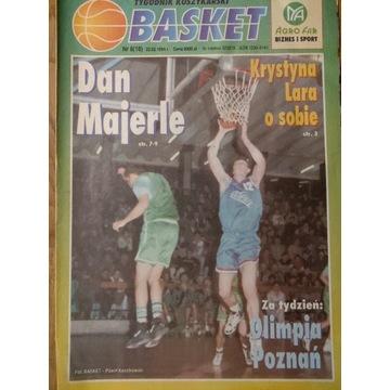 Tygodnik Koszykarski BASKET nr 8 (18) 22.02.1994