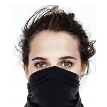 KOMIN OCHRONNY na twarz  termoaktywny / unisex