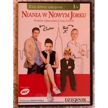 """Film DVD """"Niania w Nowym Jorku"""""""