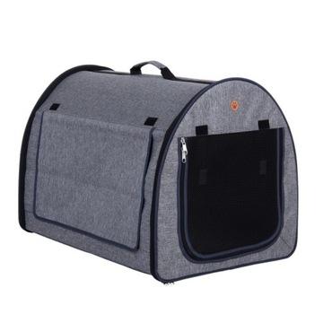Torba transporter dla psa M 65 x 50 cm