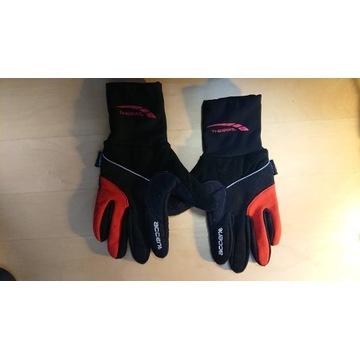 Zimowe rękawiczki z membraną Windtex Accent