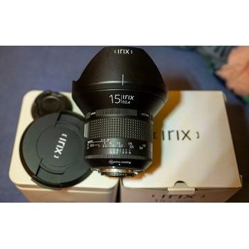 Irix 15mm f/2.4 Firefly do Nikon -Gwarancja