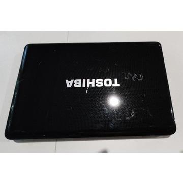 Laptop Toshiba intel i3 14 cali