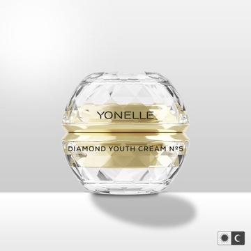 YONELLE DIAMOND YOUTH CREAM N 5 50ML