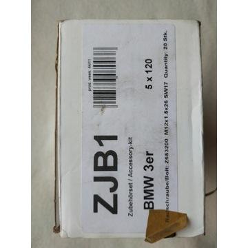 Szpilki do alufelg M12x1,5x26 BMW 3er 5x120
