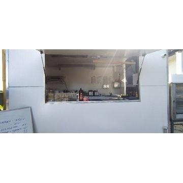 Przyczepa gastronomiczna food truck