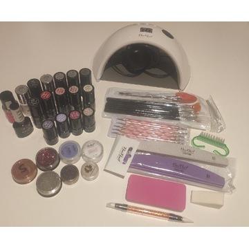 Zestaw manicure hybryda Neonail Smart Set Premium