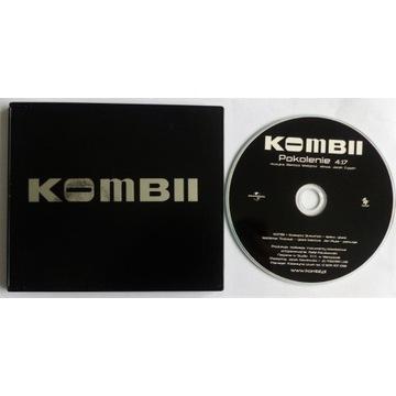 Kombii - Pokolenie - Promo CD Single - 2004 - 1 tr
