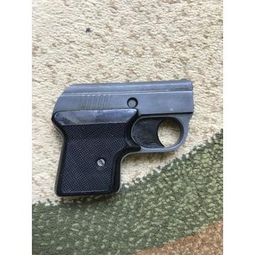 Pistolet hukowy Start , straszak, lata 80-te, PRL