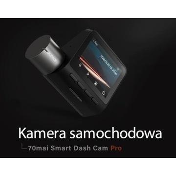 KAMERA SAMOCHODOWA 70MAI PRO 1944P - OKAZJA