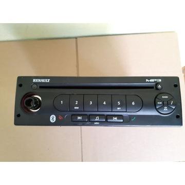 radio Renault MP3 Bluetooth 12v midlum magnum prem