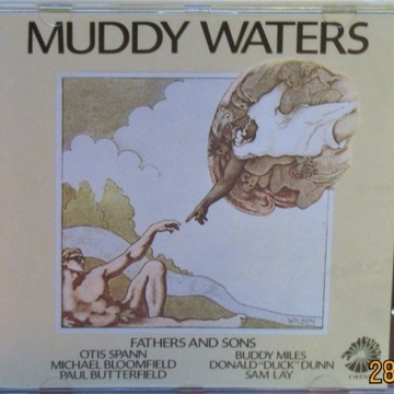 Muddy Waters - Fathers & Sons; CD; (NM)
