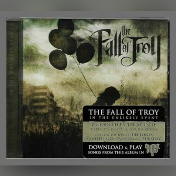 The Fall Of Troy - In The Unlikely Event CD