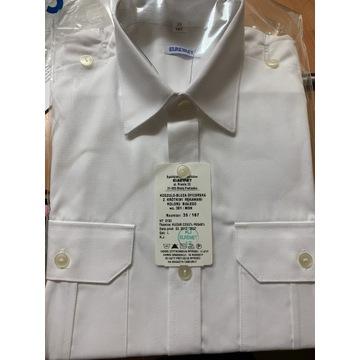 Koszula oficerska z krótkim rękawem