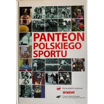 Panteon Polskiego Sportu - praca zbiorowa