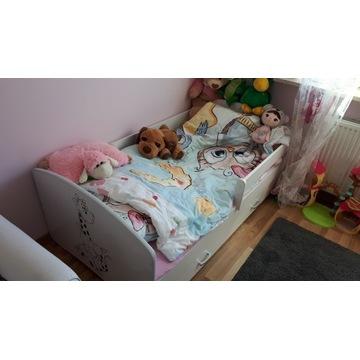 Łóżko dziecięce ŻYRAFA 160x90