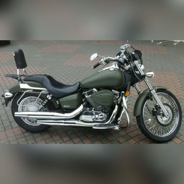 Honda shadow 750 spirit 2009r.