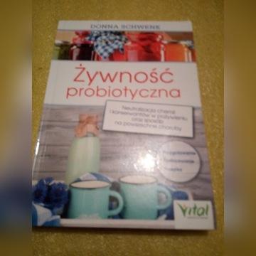 Książka żywność probiotyczna