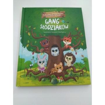 Książka gang słodziaków cześć 1