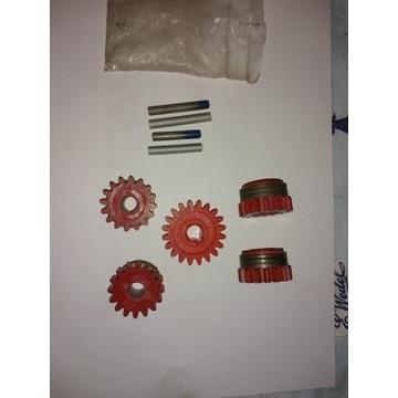 Zestw 5 rolek  KEMPPI 3133210 1,0-1,2 czerwone