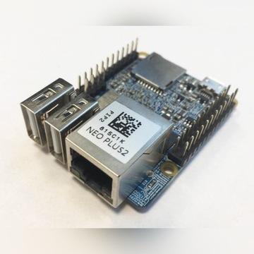 NanoPi NEO Plus2 - Allwinner H5 Quad-Core 1GHz 1GB