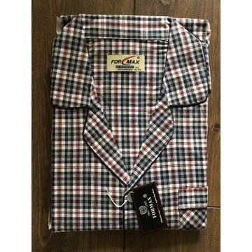 Piżama męska 100% bawełna XXL Formax