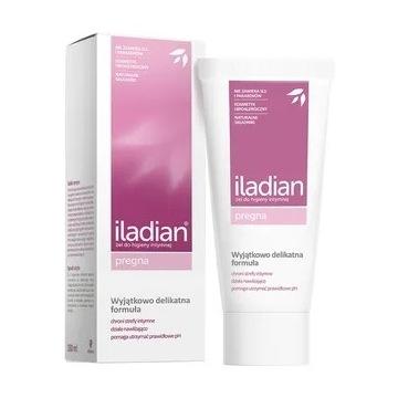 Iladian, żel do higieny intymnej Pregna, 180 ml.