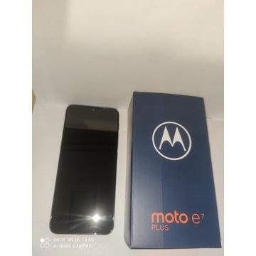 Smartfon Motorola Moto E7 Plus 4/64GB DS 5000 mAh