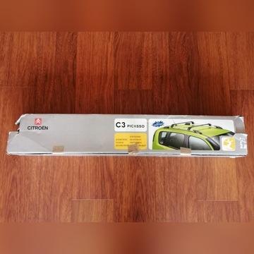 Bagażnik dachowy Citroen C3 Picasso