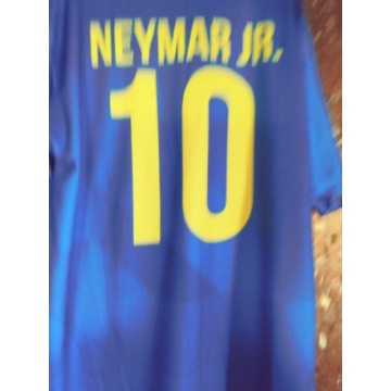 Koszulka meska brazil 10 Neymar nowa piljarska