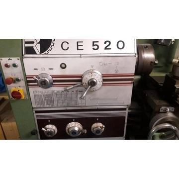 Tokarka uniwersalna do metalu RECKORD 520-1500