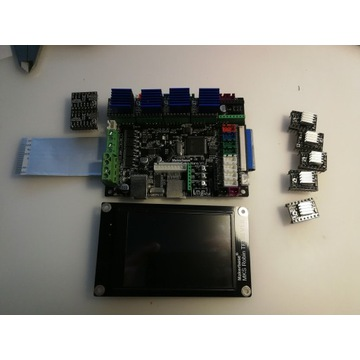 MKS Robin Nano v1.2 Płyta główna do drukarki 3d +