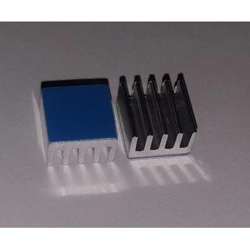 Radiator 3szt termopad samoprzylepny 8,8x8,8x5mm