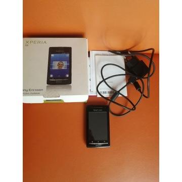 Sony Ericsson XPERIA X8 Oryginalny zestaw, zadbany