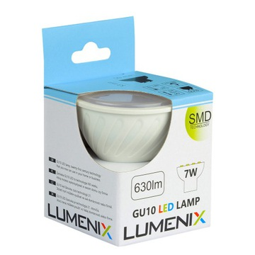 żarówka GU10 7W Lumenix