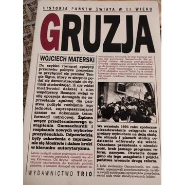 Gruzja, Wojciech Materski