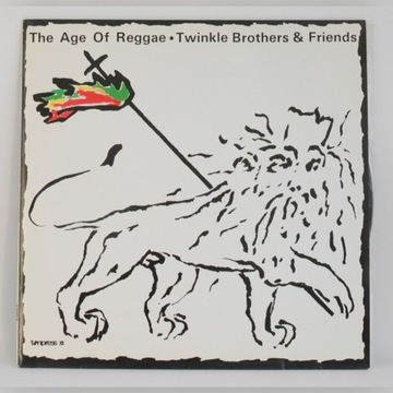 Twinkle Brothers & Friends -THE AGE OF REGGAE