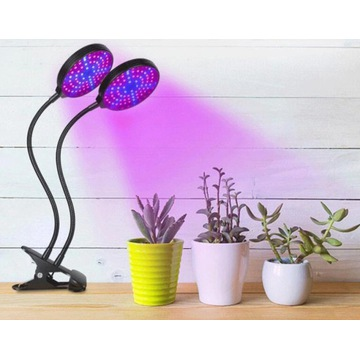 Lampa do wzrostu uprawy roślin 30W LED grow light
