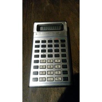 Kalkulator Texas Instruments TI-30 LCD