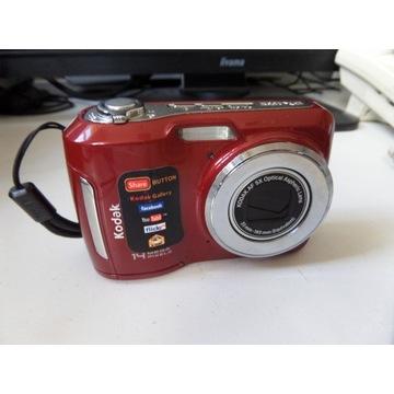Aparat cyfrowy Kodak Easyshare C195 + pokrowiec