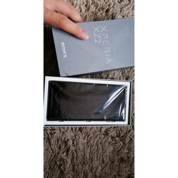 Sony Xperia XZ2 dualsim / czarny