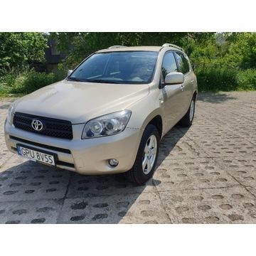 Toyota RAV4 Diesel D CAT 177 km, salon polska, 4X4