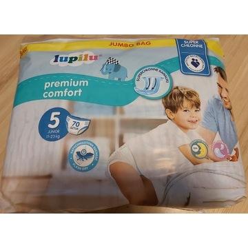 Pieluszki Lupilu Premium Comfort 5 11-23kg - 70szt